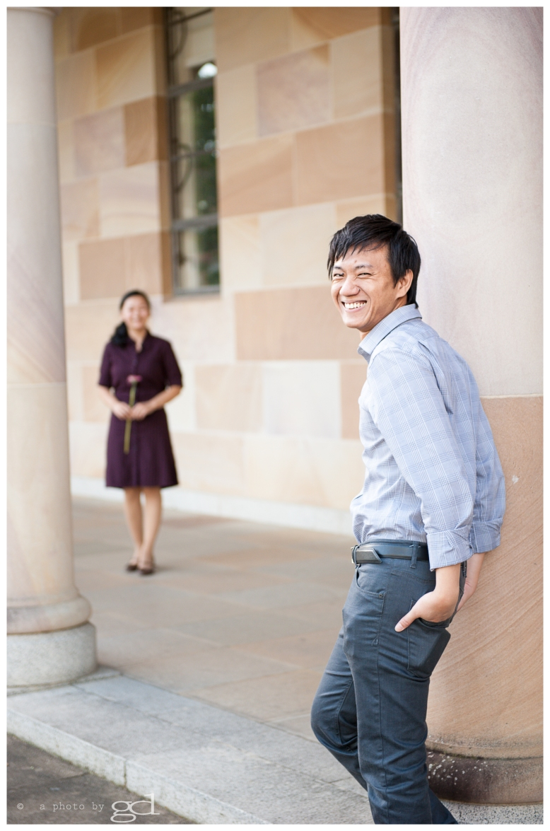 Engagement Session UQ